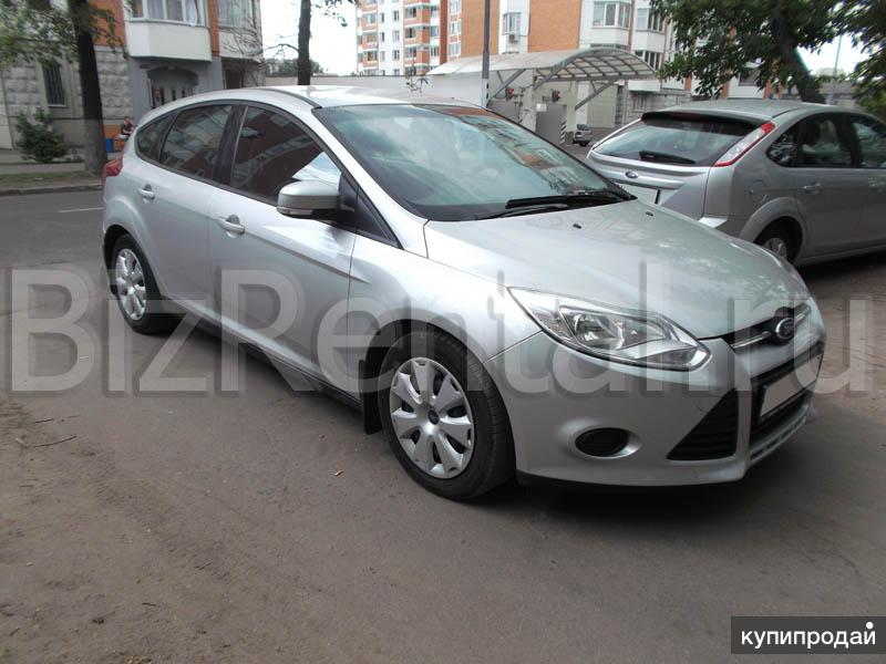 Прокат (аренда) Ford Focus 3 АКПП