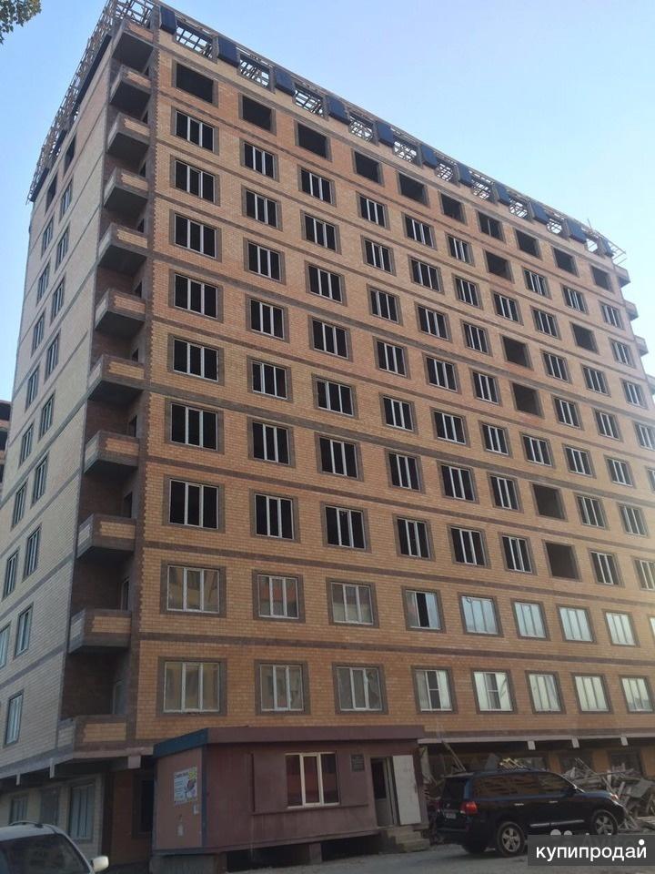 3-к квартира, 94 м², 2/12 эт.
