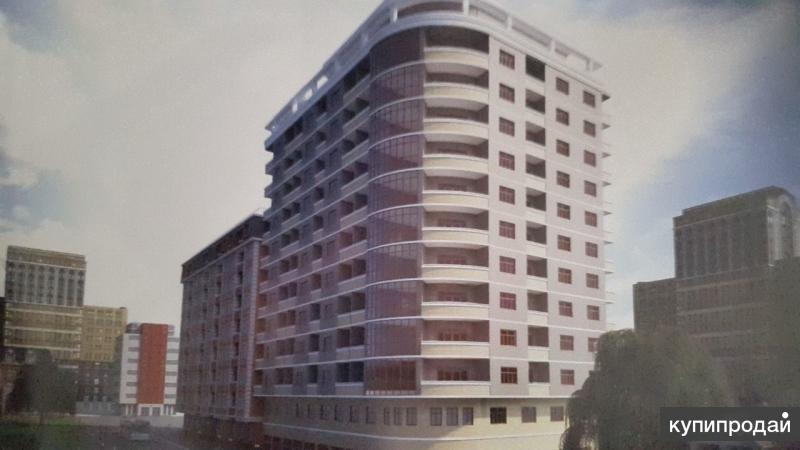 1-к квартира, 42.5 м², 5/13 эт.