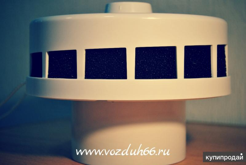Приточный клапан КИВ-125 (КПВ-125) продажа и монтаж в Екатеринбурге