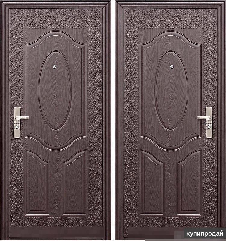 двери входные металлические 4 мм сталь
