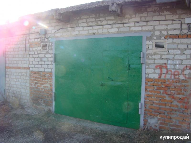 Продам капитальный гараж в г.Ельце