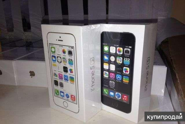 Apple iPhone 5S 16/32/64GB LTE, все цвета