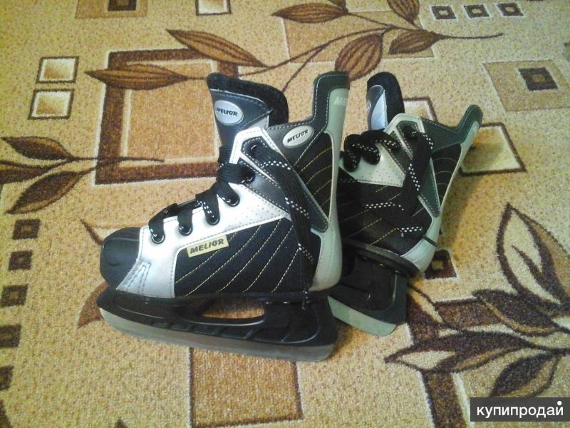 коньки хоккейные 32 р-р в отл сост