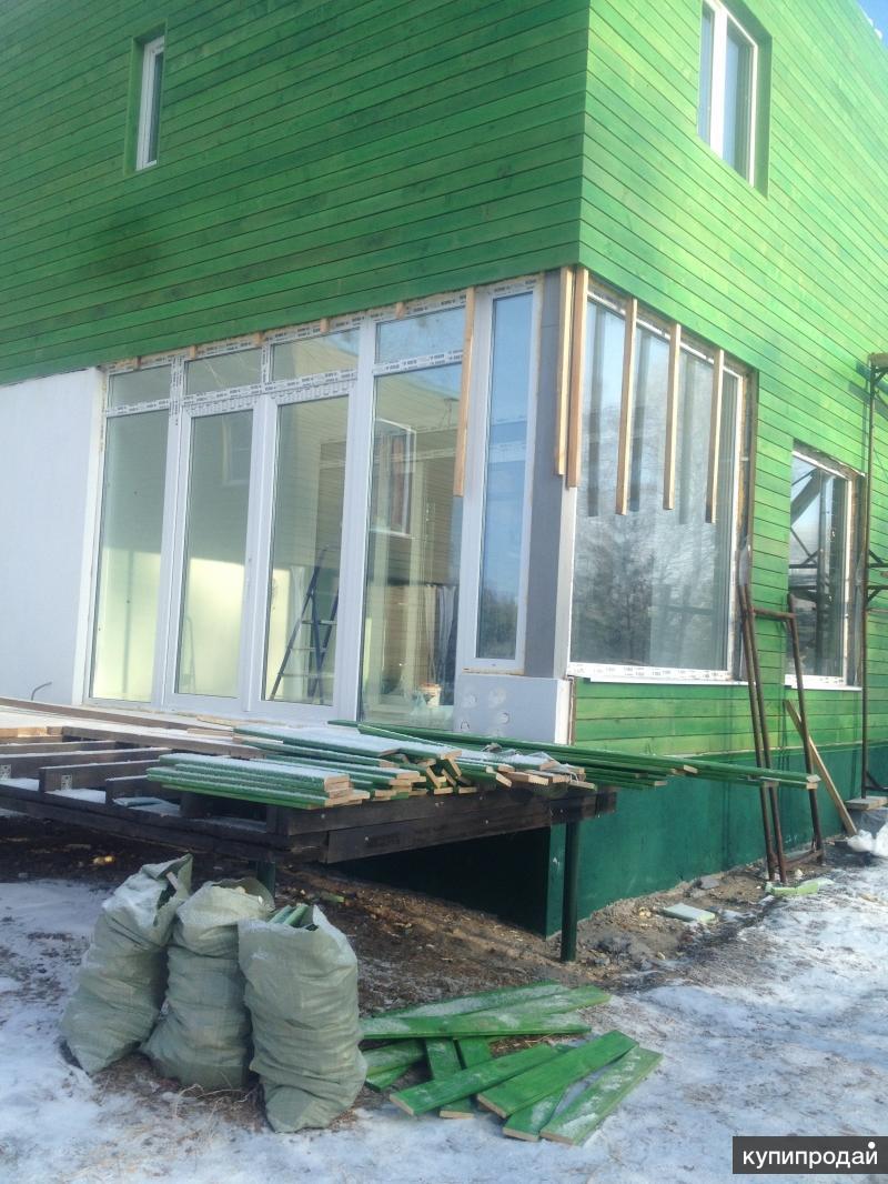 Эксклюзивное остекление загородных домов