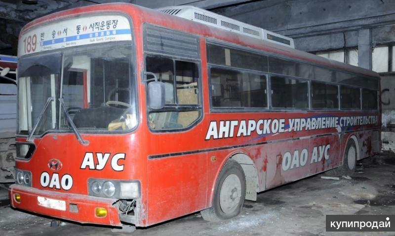 Автобус Hyundai Aero City 540, 2003 г.в.
