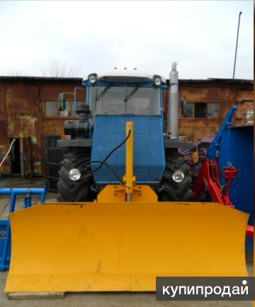 Отвал к трактору хтз Т-150