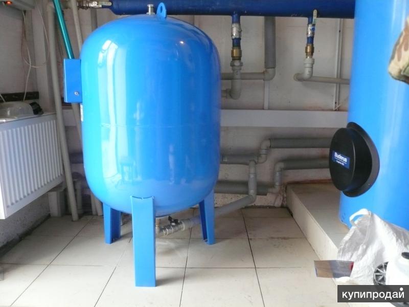 Проектирование индивидуального отопления, водоснабжения, водоотвода