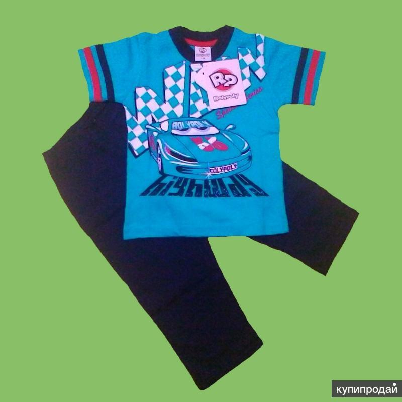 Домашняя детская одежда пр-ва Турция