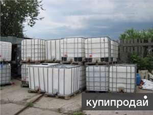 Еврокуб 1200 литров б/у в обрешетке