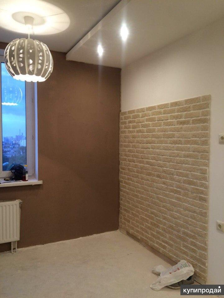 Качественный ремонт квартир, офисов и коттеджей под ключ