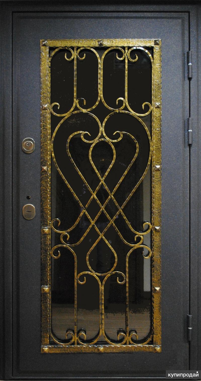 железная входная дверь премиум