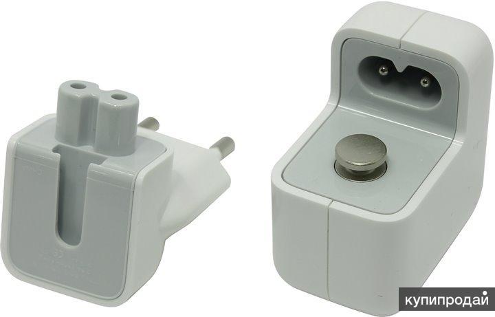 Блок питания Apple для зарядки порт. устройств 12W