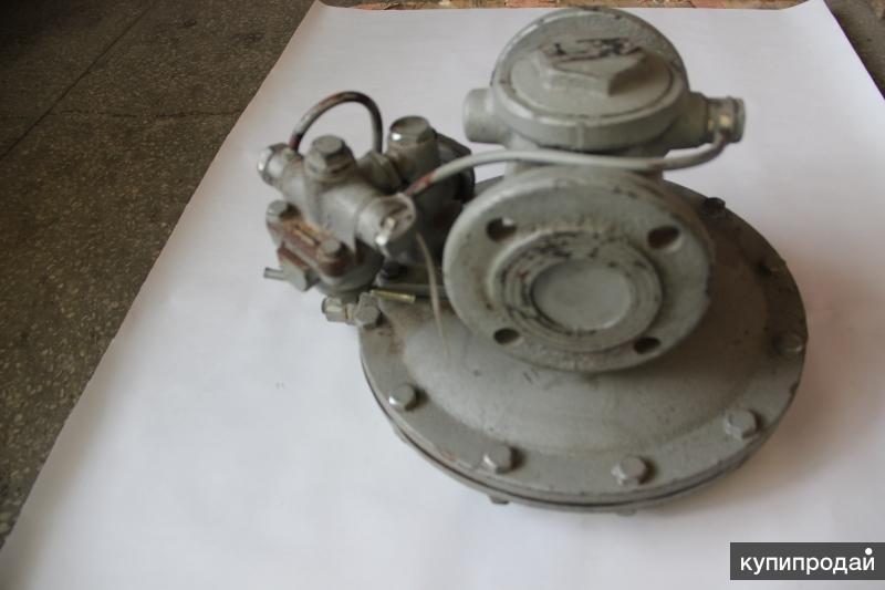 Регулятор давления газа РДБК1П-50-25
