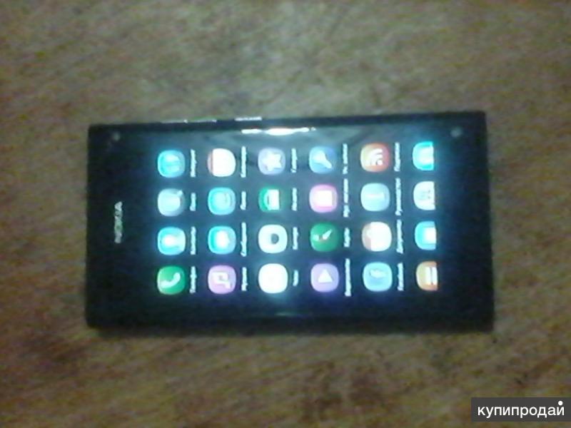 Nokia N9 в хорошем состояние оригинальная