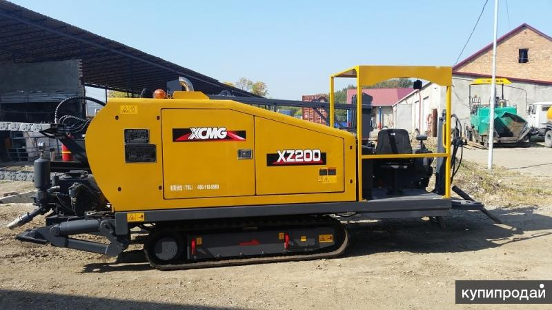 Установка ГНБ XZ 200 новая 2018u
