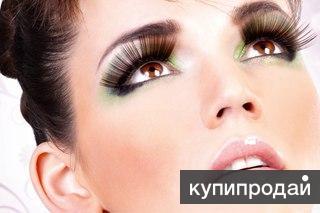 Наращивание ресниц в Омске