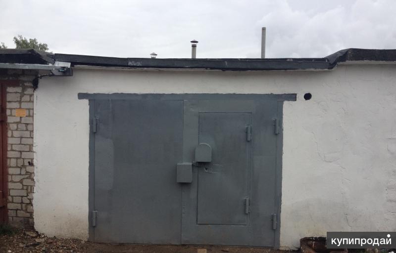 Продам капитальный гараж в Кировском р-не г. Перми