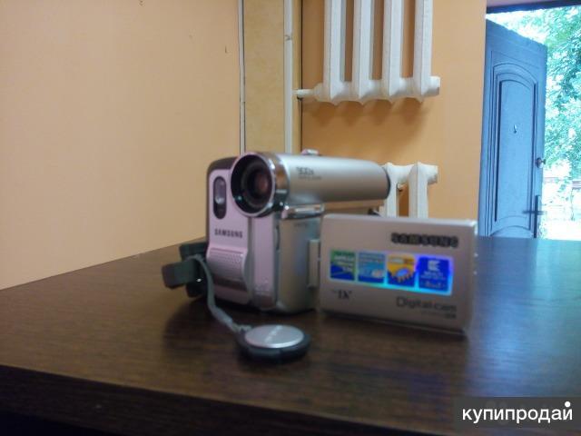 видеокамера samsung vp-d455i
