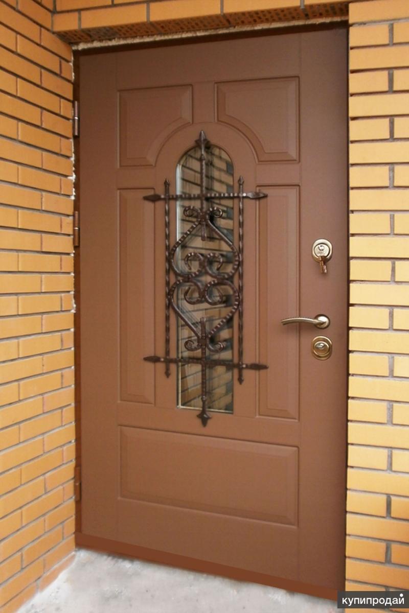 Двери с расстекловкой (стеклопакетом)