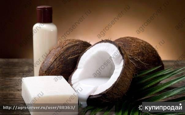 Кокосовое масло