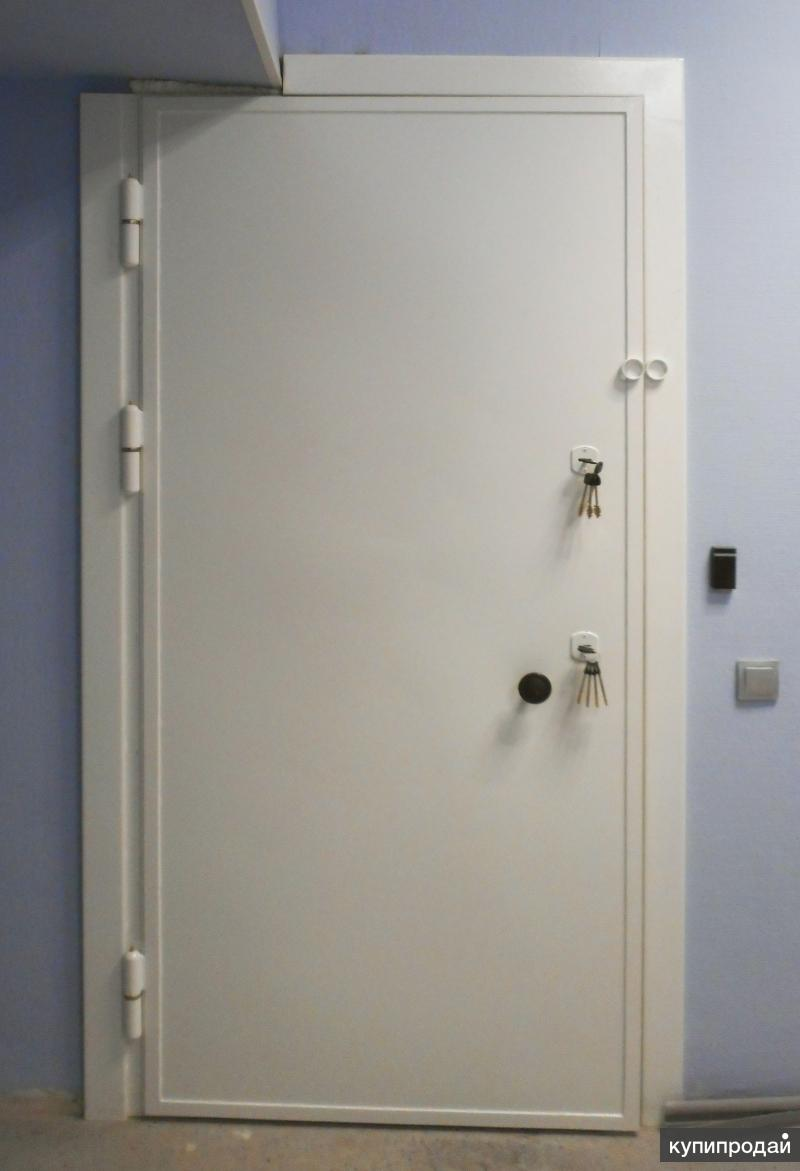 Двери в комнаты хранения наркотиков