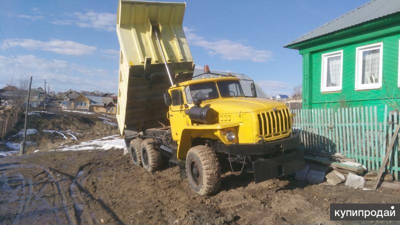 Урал Тройка 2000, ДВС ЯМЗ-238, летнее-зимний вариант,