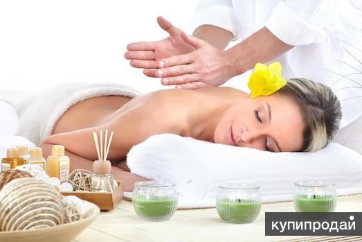 Расширенный курс классического массажа
