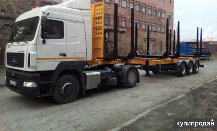 Лесовоз сортиментовоз, texoms-983921-20