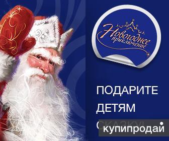 Подарите детям сказку - именное видео Поздравление Деда Мороза!
