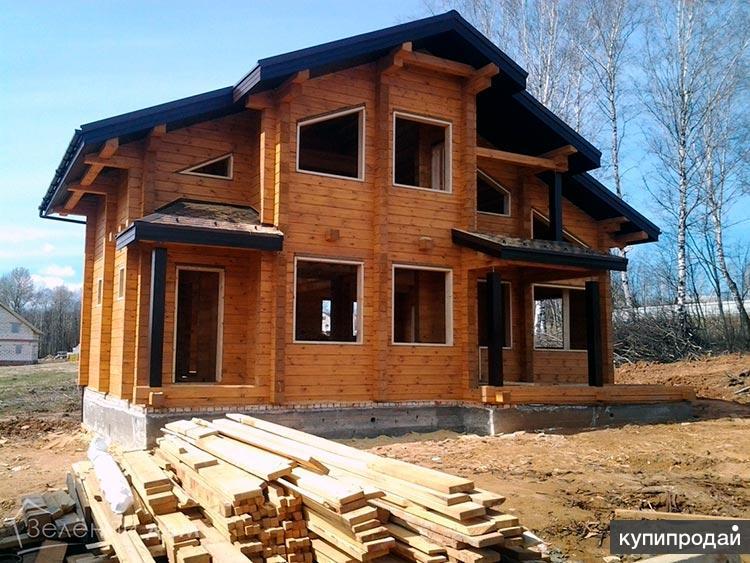 Строительство дома, коттеджа, дачи, бани в Пензе