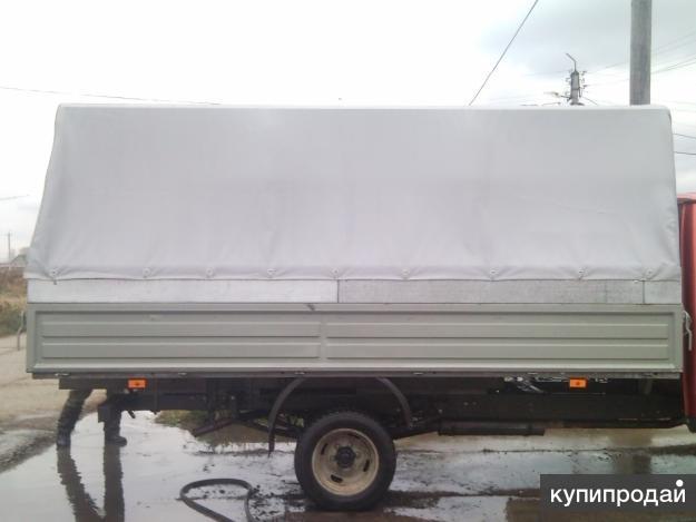 Кузов ГАЗ 330202 УДЛИНЕНКА