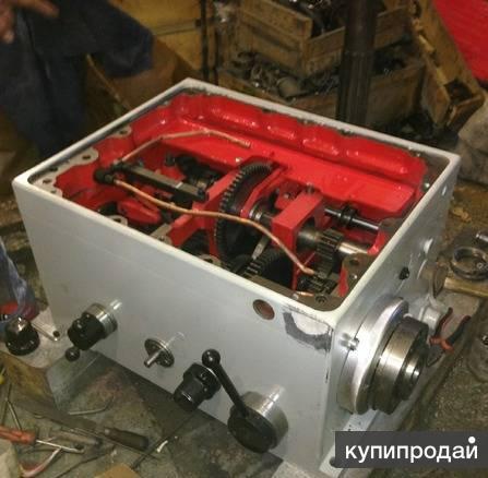 Коробка скоростей 16К25