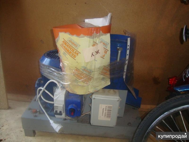 Гранулятор дисковый для кормопроизводства