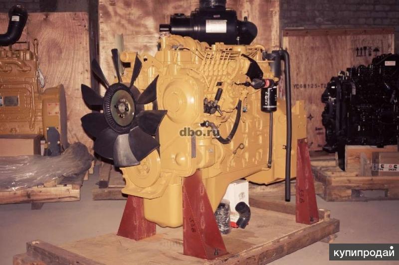 Двигатель Shanghai D6114ZG1B Евро-2 (ОРИГИНАЛ)