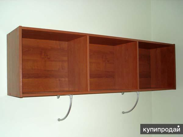 Полки книжные на заказ, стеллажи и шкафы для книг москва.
