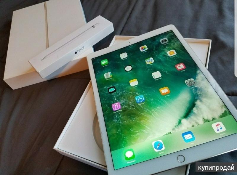 Apple iPad Pro 12,9 дюймов 128 ГБ, Wi-Fi золото