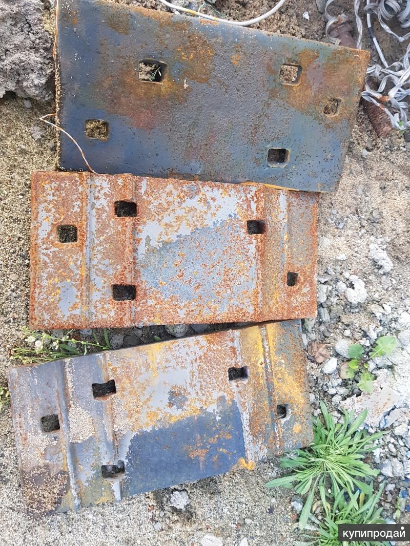Подкладка Д50  ГОСТ 12135-75  восстановленная