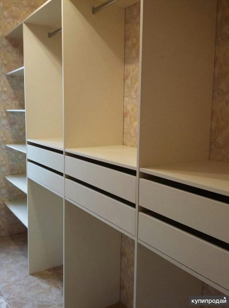 Встроенные, каркасные шкафы купе/замер