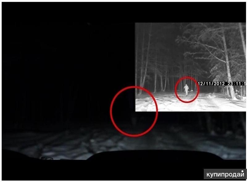 Автомобильная система ночного видения IRWAY