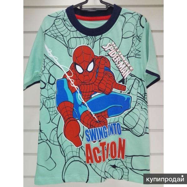 Стильные футболки для мальчиков