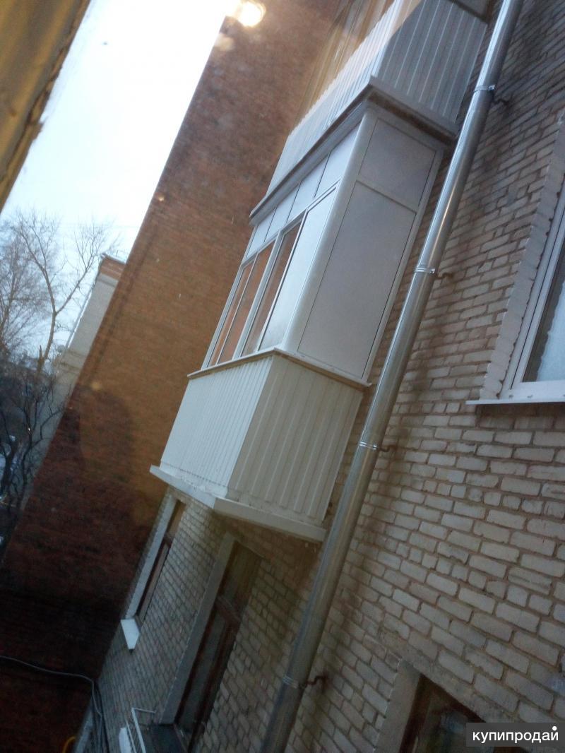 Балкон, лоджия москва.