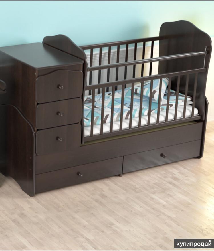 Детские кроватки. Модель 03