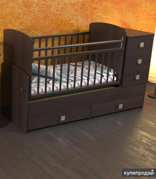 Кроватки. Модель 05