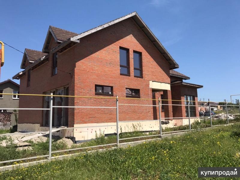 Продаю новый дом общ.пл.274.6 кв.м,  6,5 сот.земли