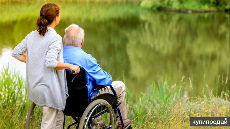 Надежные cиделки с опытом для пожилых и больных людей.