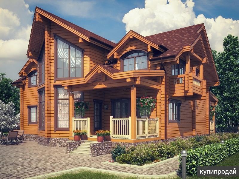 Строительство домов под ключ ниже рынка на 40%