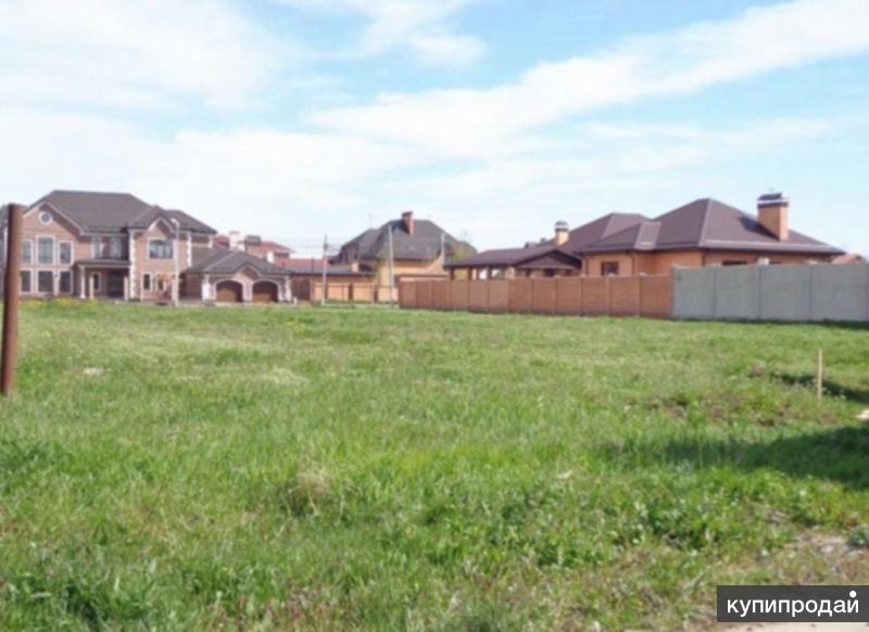 Продаю земельный участок в п. Краснолит
