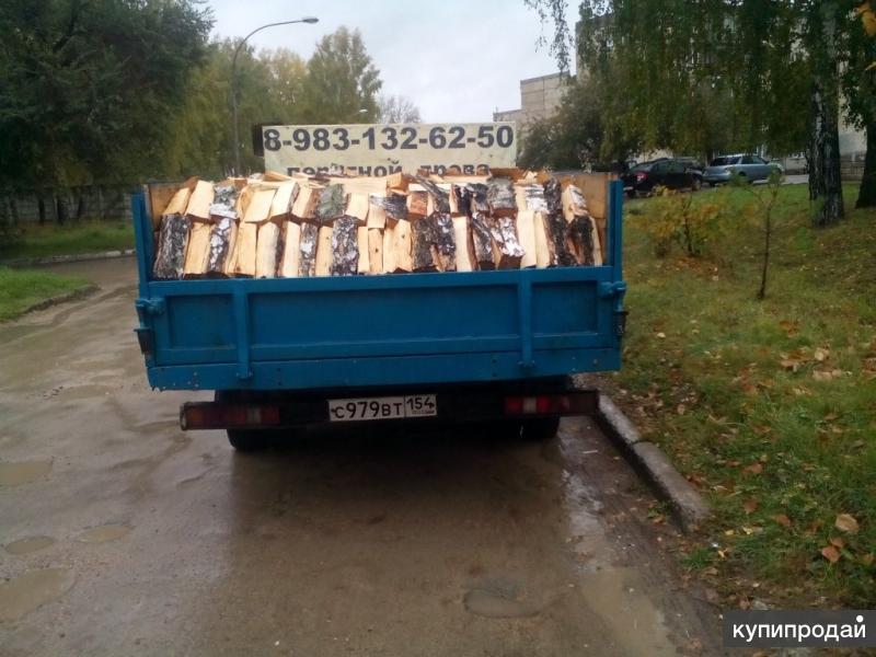 дрова березовые