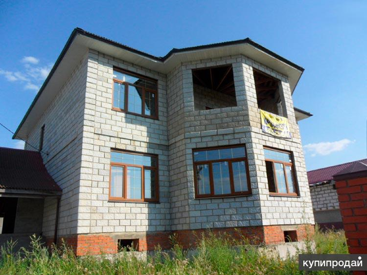 Построим дом из блоков под ключ в Пензе